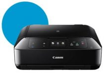 Canon PIXMA MG5380 Scanner